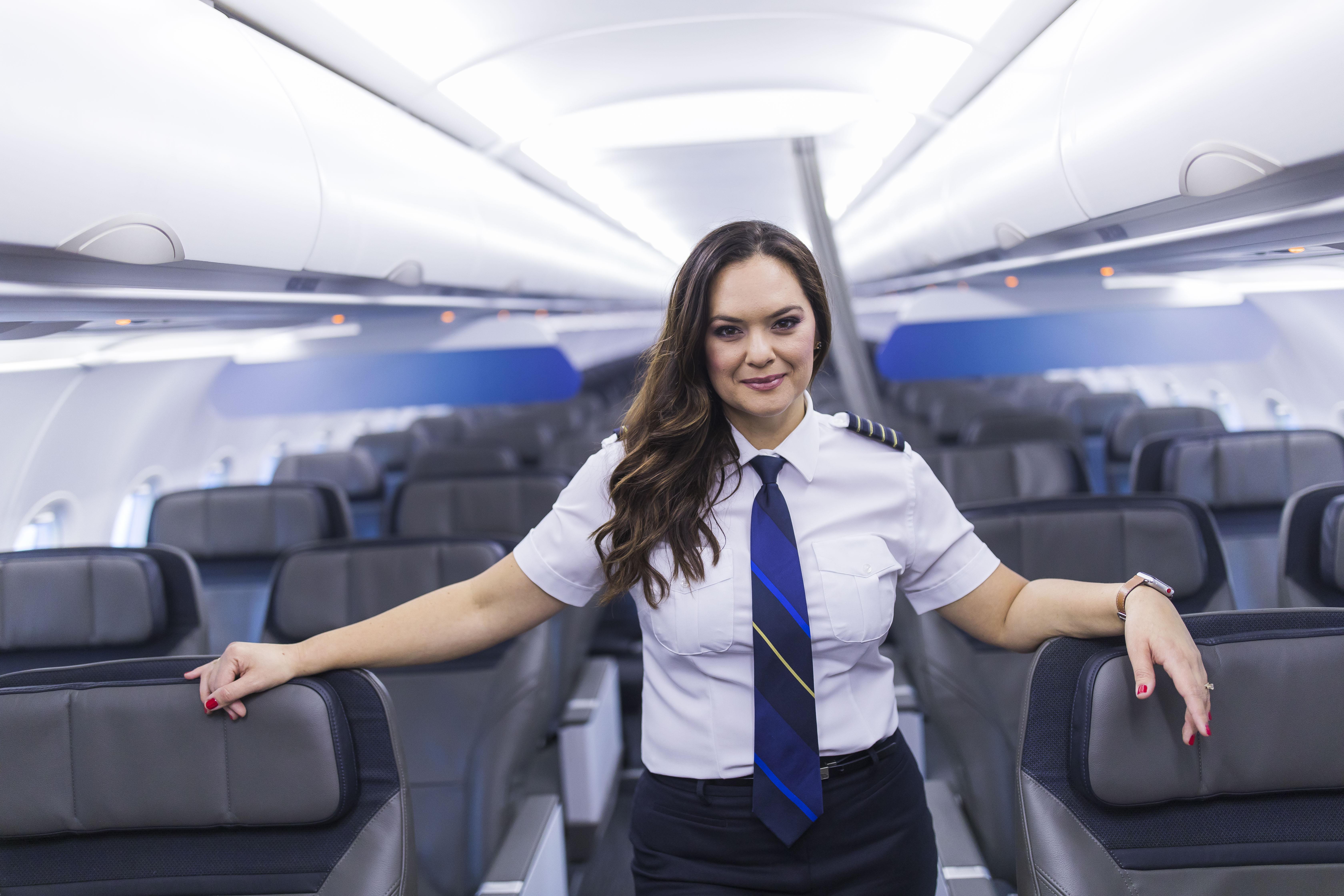 Flying for Alaska Airlines