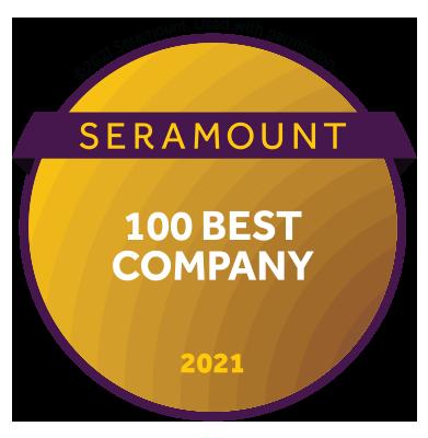 Seramount 100 Best Company 2021