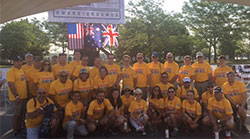 MERG Group at warrior games