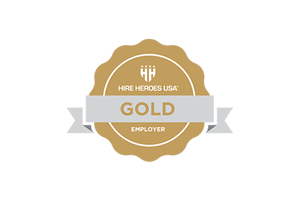 hire heros usa gold employer