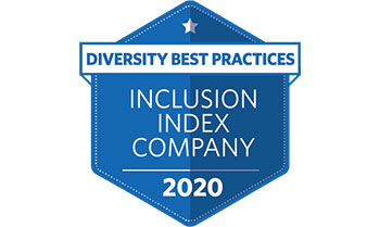 Diversity Best Practices Inclusion Index Company 2020