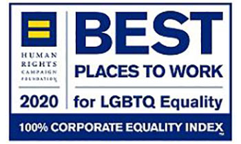 2020 Best Places for Work for LGBTQ Equality