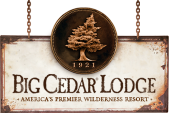 big cedar lodge logo