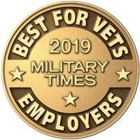 Logo Best For Vets Award