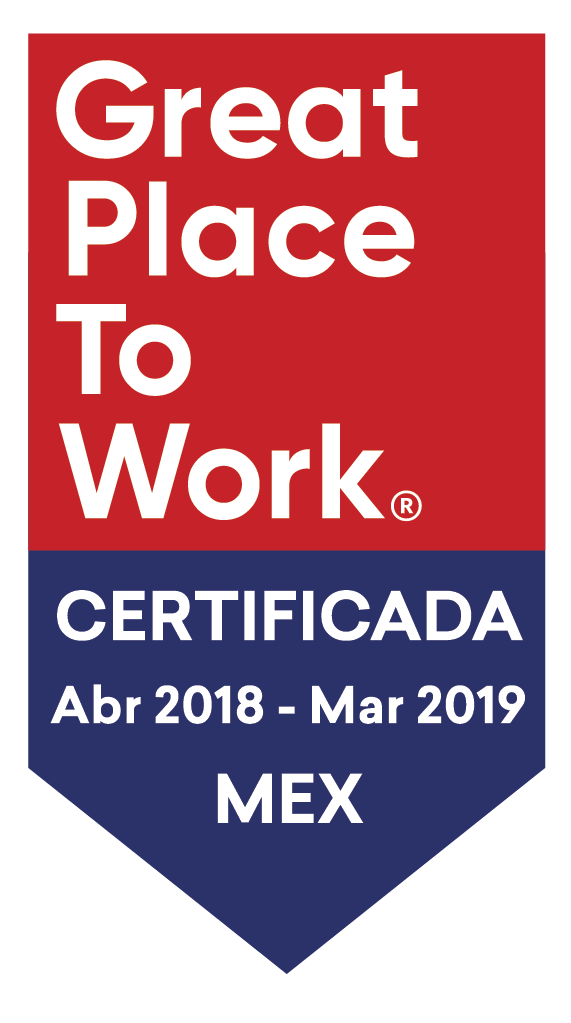 Great Places To Work Mexico 2018-2019
