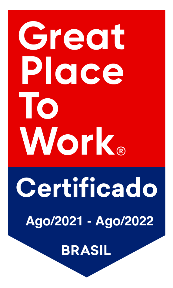 Great Place to Work Certified Brazil