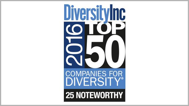Diversity Inc Award