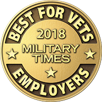 Logo Best For Vets Award