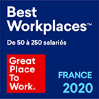 Best Places to Work France Logo