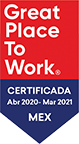 Great Place to Work Mexico Logo