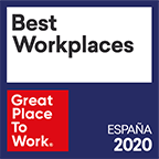 Best Places to Work Spain Logo