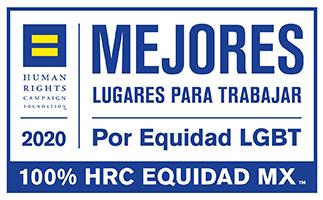 Mejores lugares para trabajar Mexico por equidad LGBT 2020
