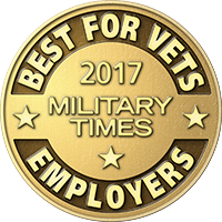 Best For Vets Award Logo