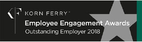 Outstanding Employer 2018 Logo