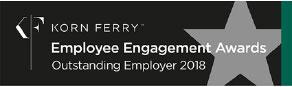 Outstanding Employer 2018 Logo