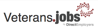 Veterans.jobs Logo