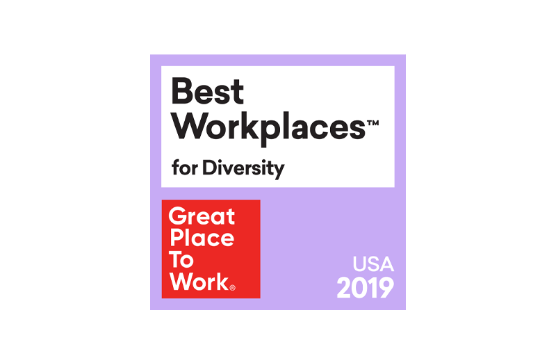 Best Workplaces for Diversity 2019