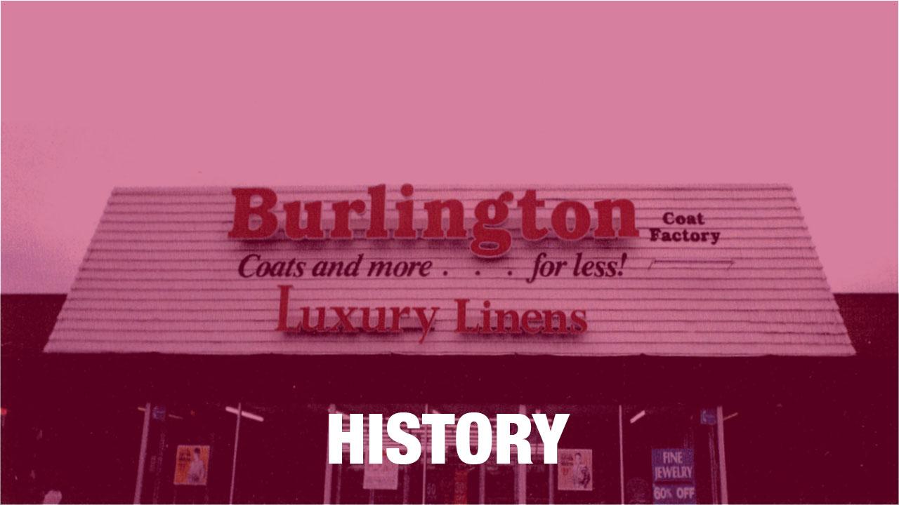 Burlington History