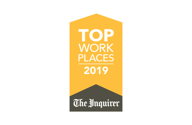 The Inquirer: Top Work Places 2019