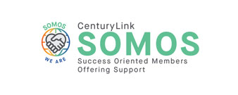 Centurylink success oriented members offering support logo