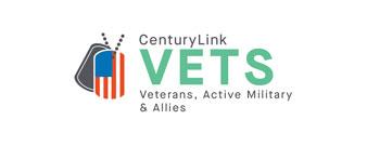 Centurylink vets logo
