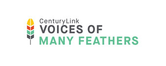 Centurylink voice of many feathers logo
