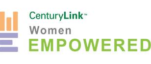 Centurylink women empowered logo