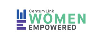 Centurylink women empowered logo