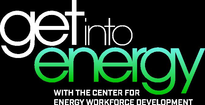 Get Into Energy Logo