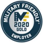 Military Friendly Employer Gold 2020
