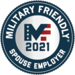 Military Friendly Spouse Employer 2021