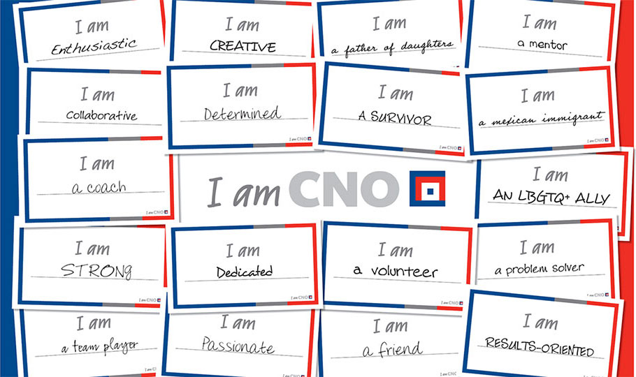 play I am CNO video