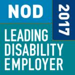 NOD 2017 Leading Disability Employer
