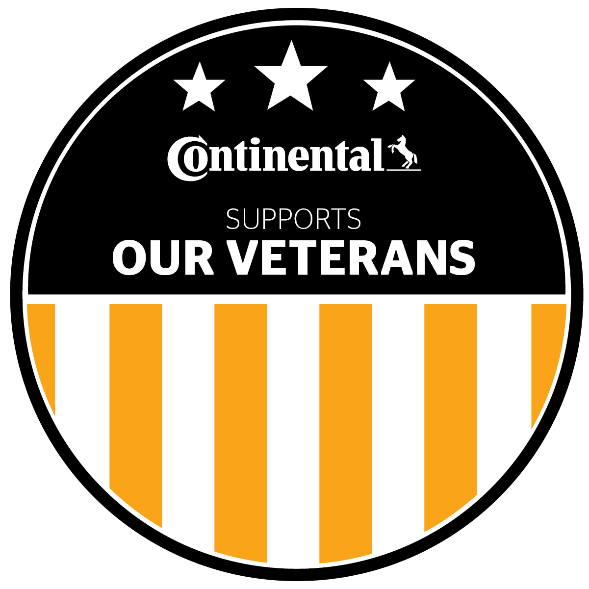 Continental Supports our Veterans