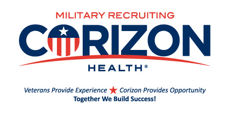 Military Recruiting - Veterans provide experience, Corizon provides opportunity, together we build success!