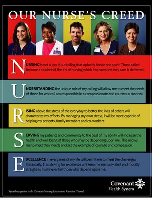 Nurses Creed