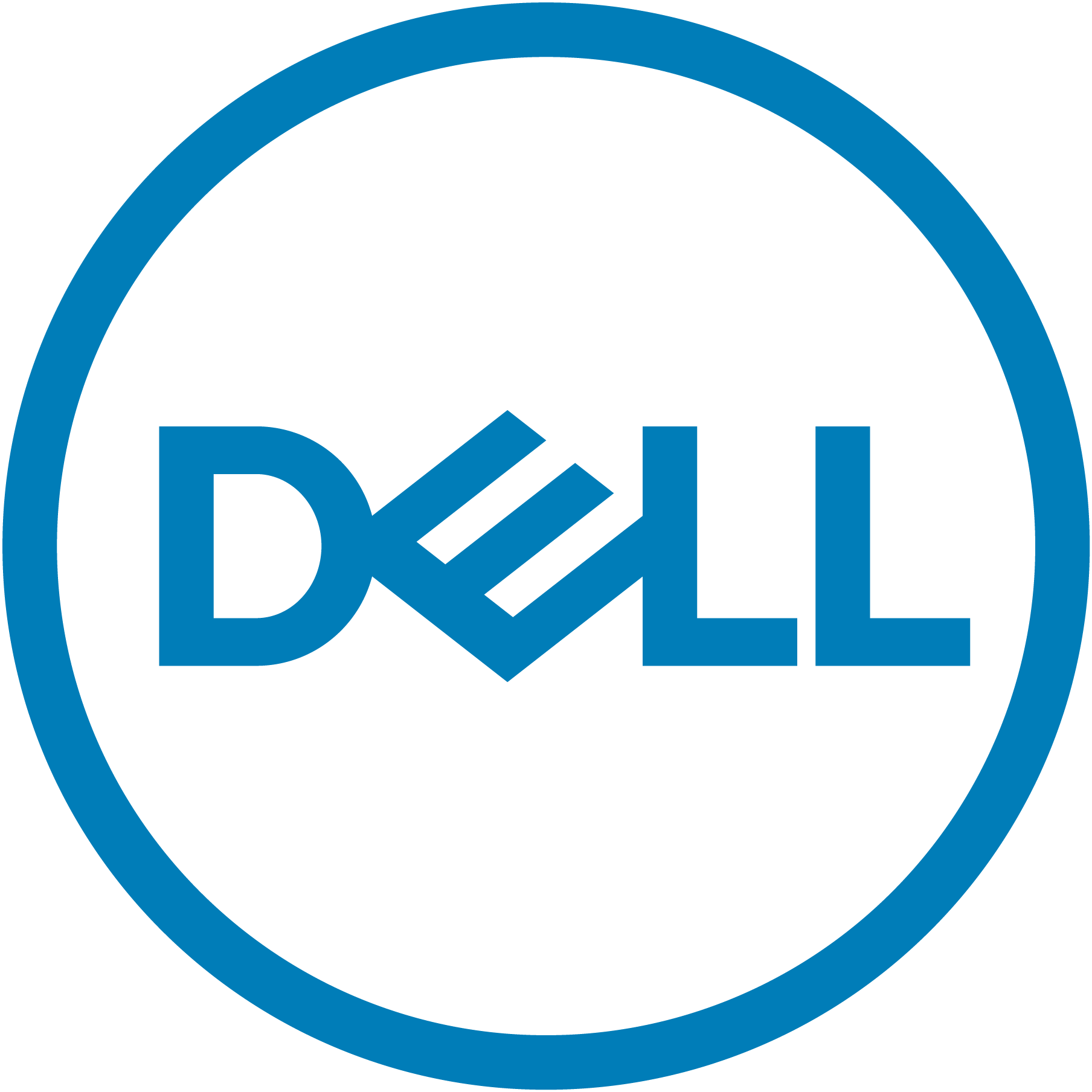dell footer logo