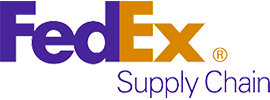 fedex-supplychain Logo