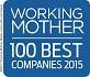 working mother 100 best companies 2015