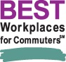 Best workplaces for communters