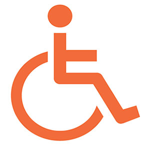 The International Symbol of Access Icon