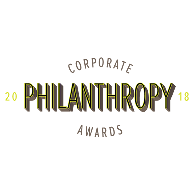 Corporate Philanthropy awards 2018