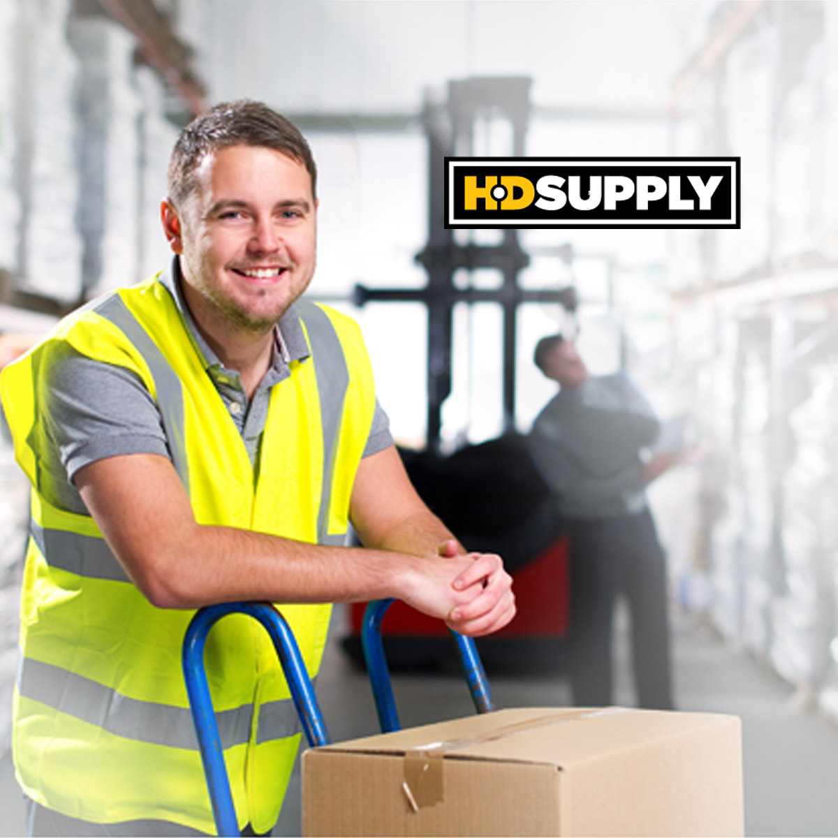 hd supply salary