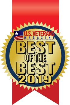 US Veterans Magazine Best of the Best Award
