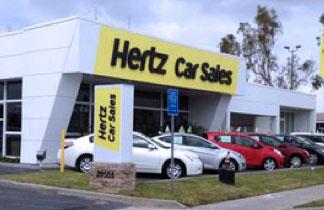 The Hertz Corporation Jobs Car Sales