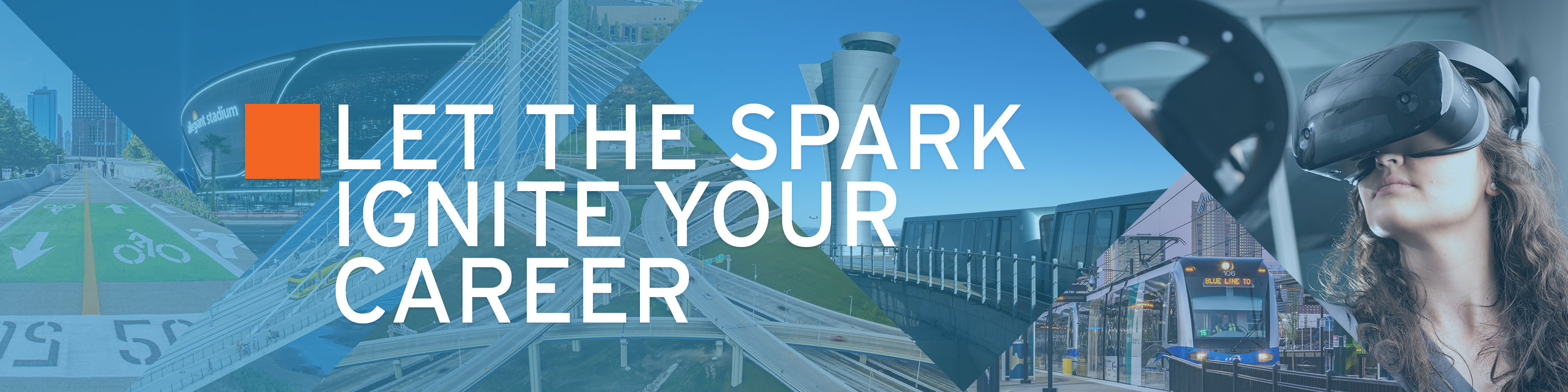 Let the spark ignite your career.