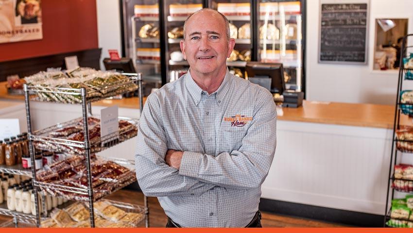 Scott Bower, HoneyBaked Ham Franchisee