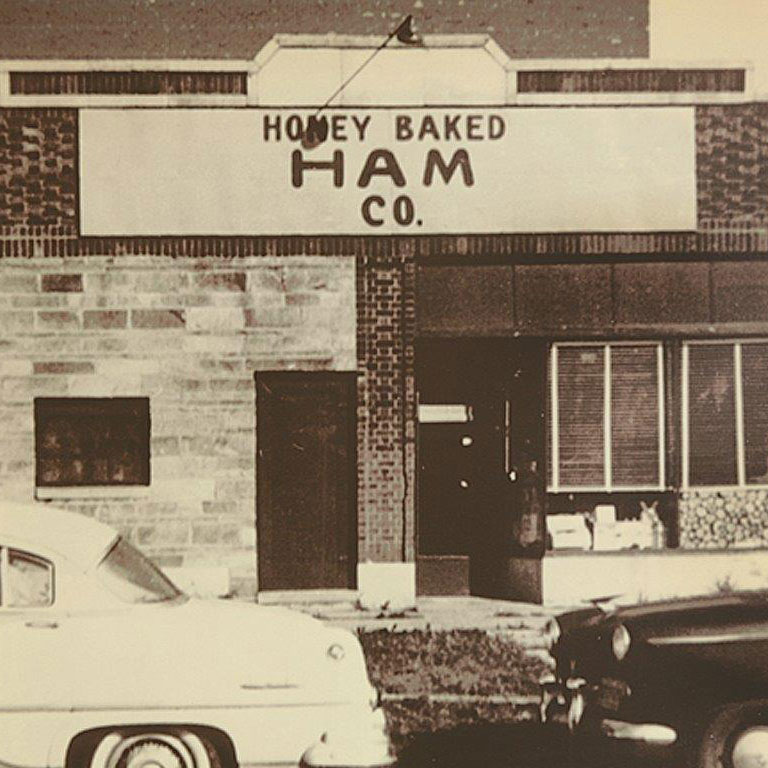 Store front from 60 years ago.