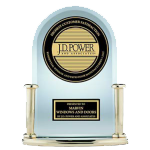 JD Power and Associates Distinguished Hospital Award for Service Excellence
