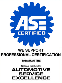 ASE badge